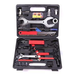 Bicycle tool repair kit 44-pc. Tool Box tool bag tool case