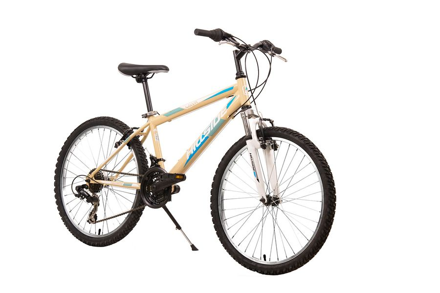 "24"" mountain bike children's bicycle Yava bicycle MTB Hillside 21-speed Shimano Tourney gears"