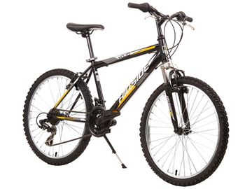 "24"" Hillside mountain bike Kojo children's bicycle bike MTB 21-speed Shimano Tourney gears"