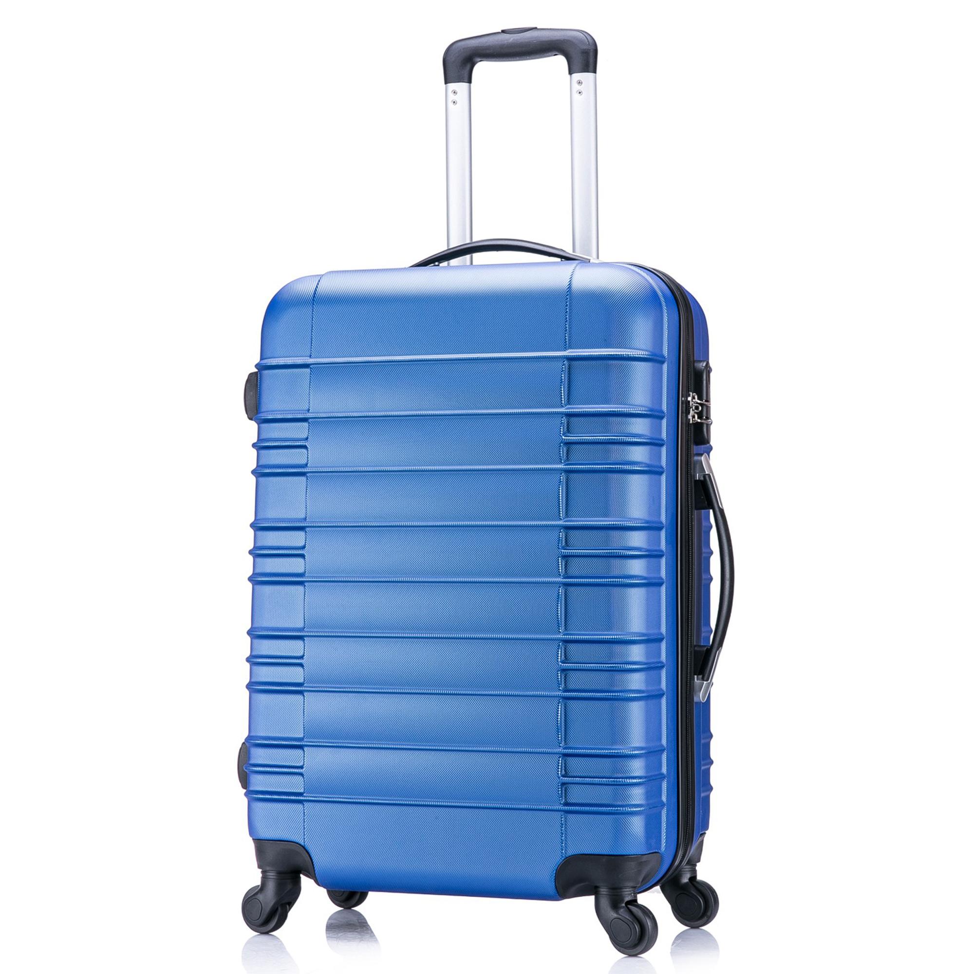 5 teiliges Koffer Set Hartschalenkoffer in 5 Farben - 19