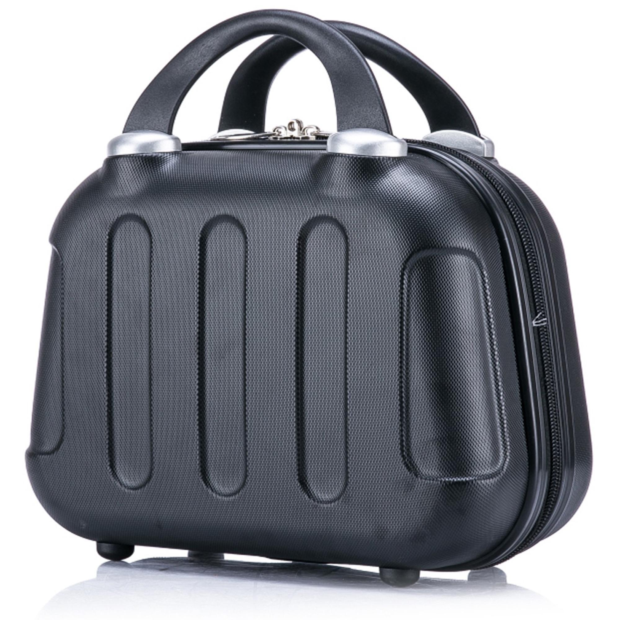 5 teiliges Koffer Set Hartschalenkoffer in 5 Farben - 25