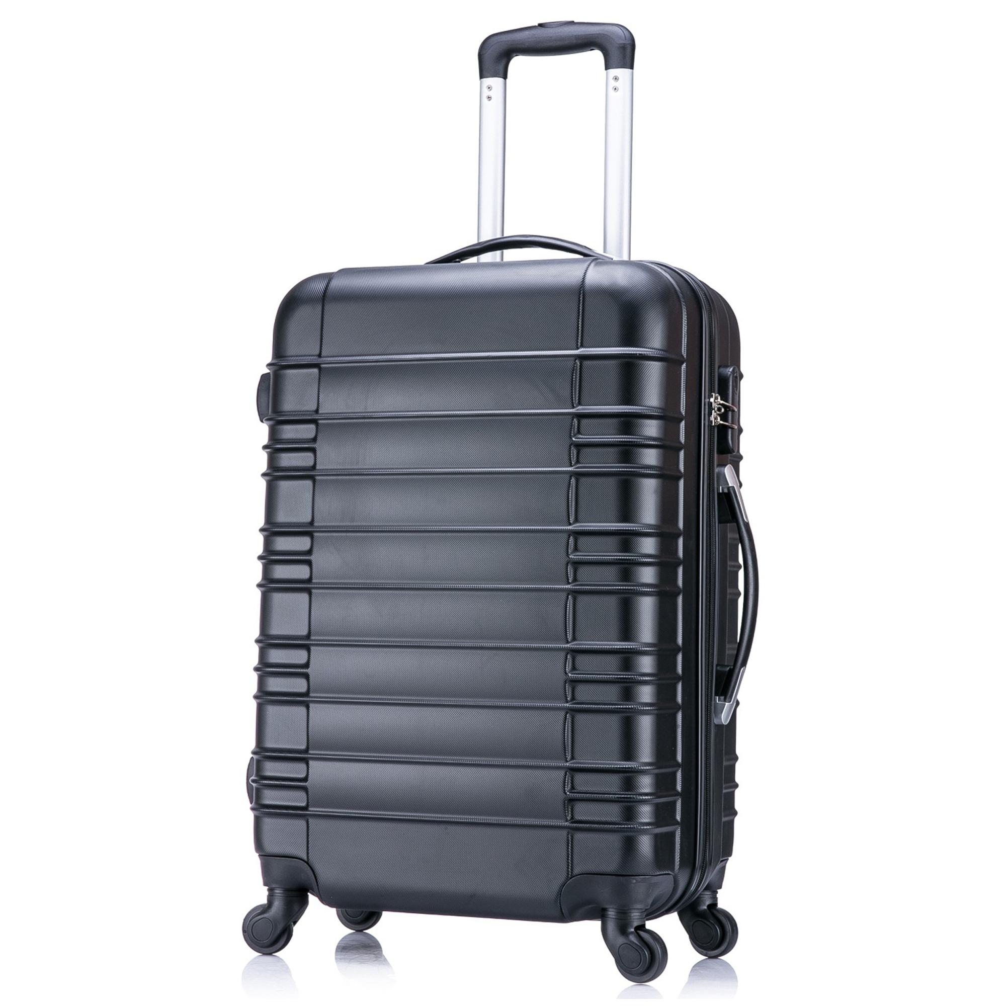 5 teiliges Koffer Set Hartschalenkoffer in 5 Farben - 28
