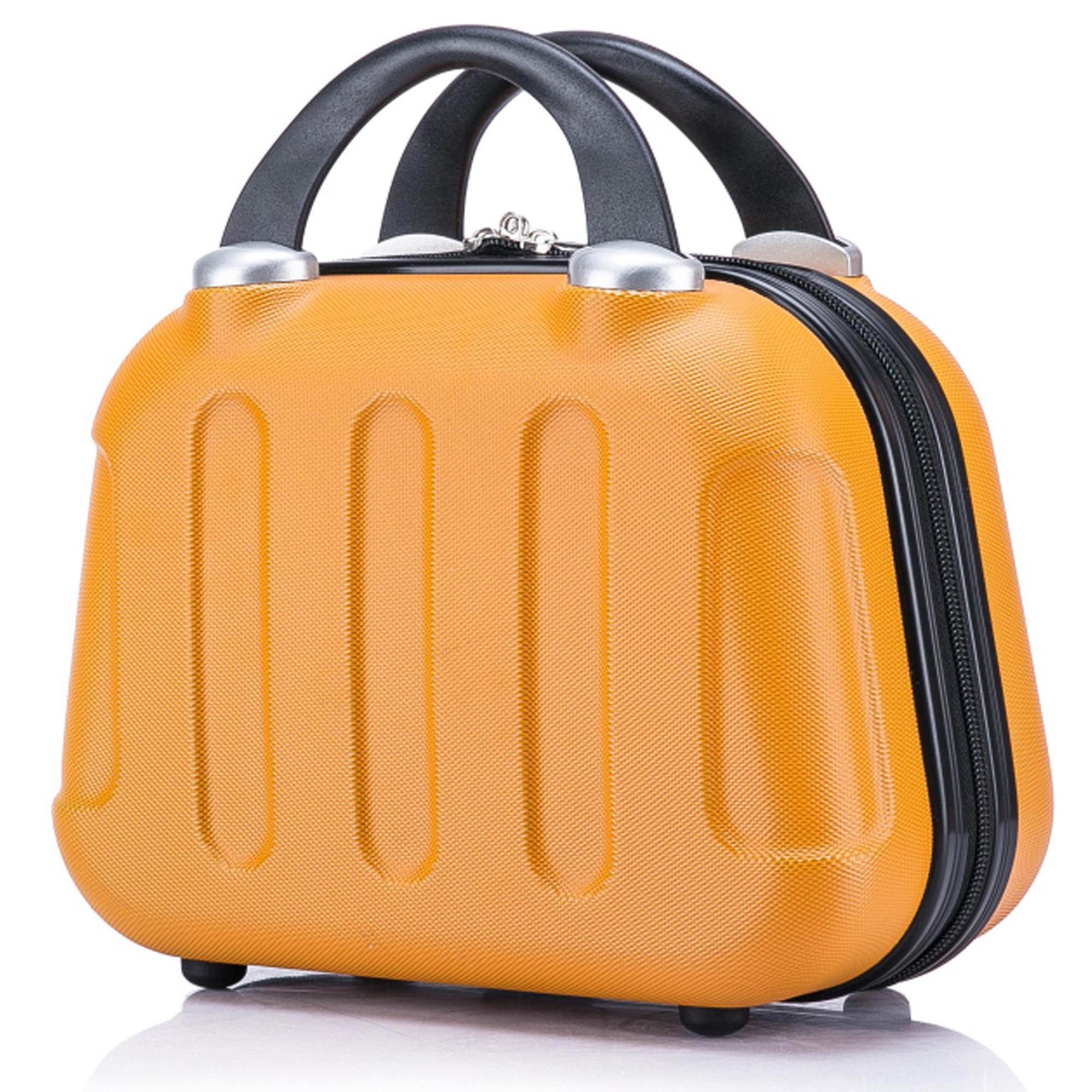 5 teiliges Koffer Set Hartschalenkoffer in 5 Farben - 31