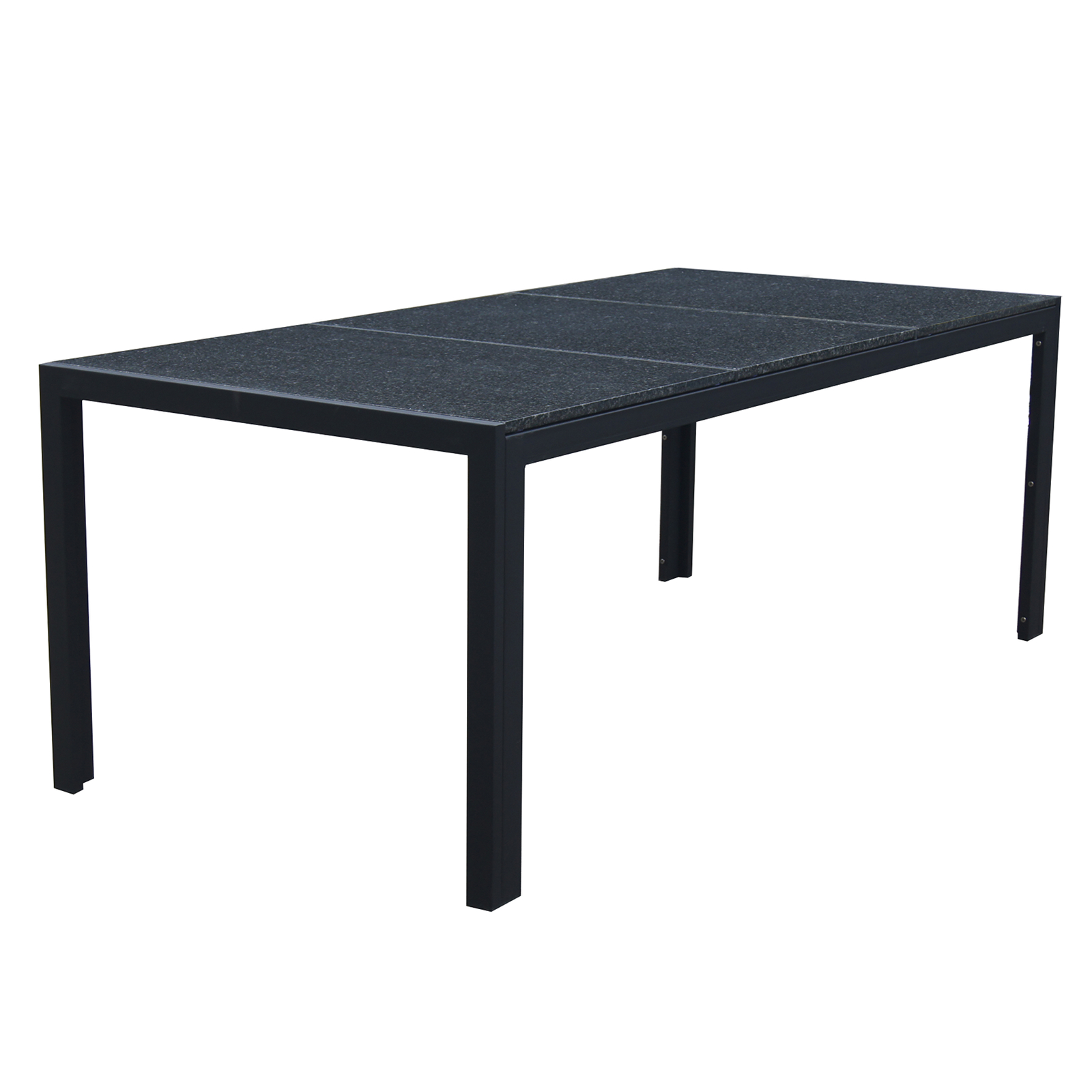 Granit Tischplatte Gartentisch Gartenmobel Outdoor Esstisch