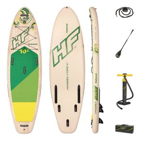 Bestway Touring Board SUP 310cm aufblasbar Stand Up Paddle Surfboard ISUP Paddling + Paddel