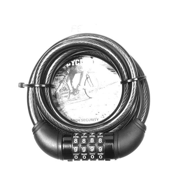 Mini Fahrrad Zahlenschloss federleicht