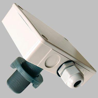 Dachdurchführung und Verteilerdose wasserdicht mit 3 Kabeleingängen für Solar