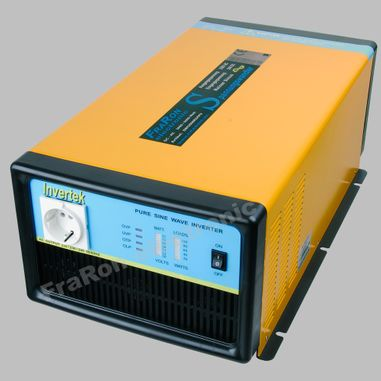 Power inverter pure sine wave 3000 Watt 12V + AC transfer switch
