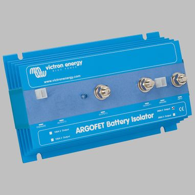 Argofet 200-2 Two batteries 200A isolator Low Loss