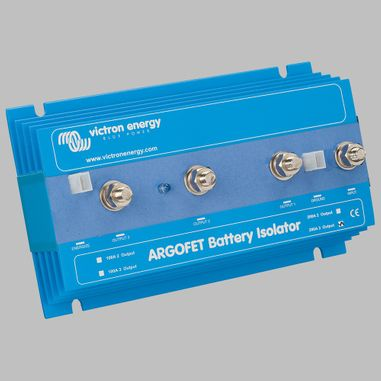 Argofet 200-3 Three batteries 200A isolator Low Loss