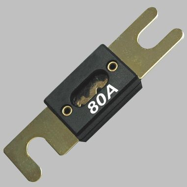 High Current Fuse 80A Type ANL