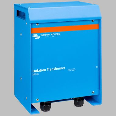 Isolation Transformer 3600W, 230V or 115V