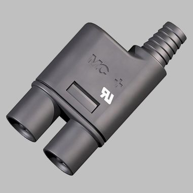 MC3 Y-Adapter PV-AZS3-UR Plug/Plug to Socket