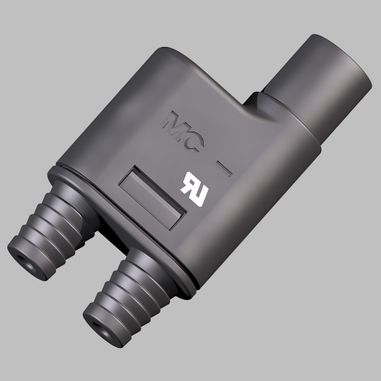 MC3 Y-Adapter PV-AZB3-UR Socket/Soket to Plug