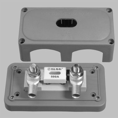 "High Current Fuse Holder ""HCFH"" up to 500A"