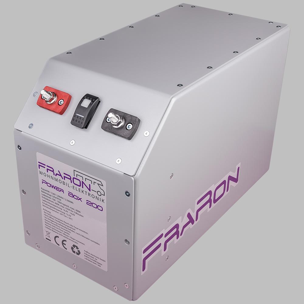 8AH Lithium Batterie 8V / 8,8KWh LiFeYPo8 mit integriertem  Batteriemanagementsystem