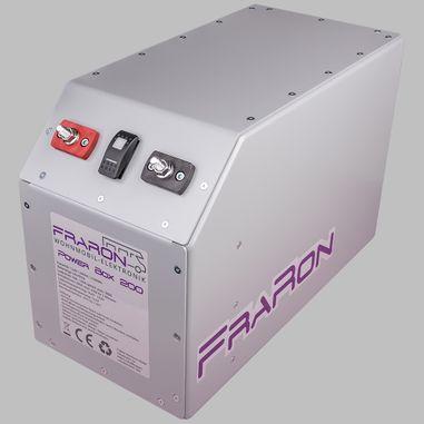 200AH Lithium Batterie 12V / 2,64KWh LiFeYPo4 mit integriertem Batteriemanagementsystem