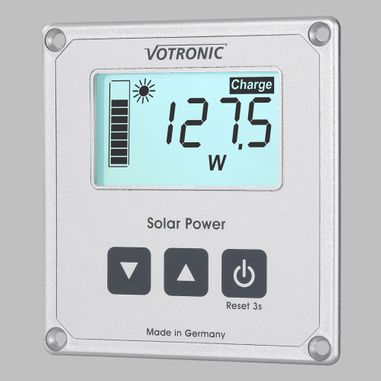 LCD Solar Computer S for Solar charge controller Series Duo Digital