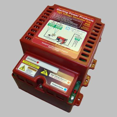 High Voltage protection device, max. 30A, trip voltage programable 270V-300V AC