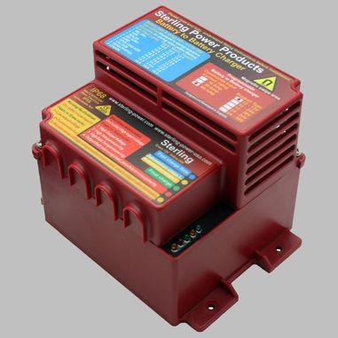 Batterie zu Batterie-Ladegerät 12V nach 12V / 60A, Ladebooster BBW1260, IP68