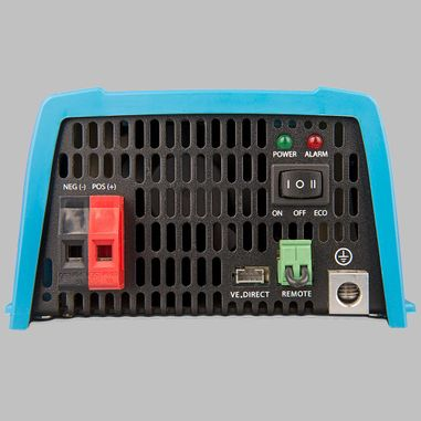 Power inverter pure sine 375 Watt 48V DC / 230V AC, 50Hz