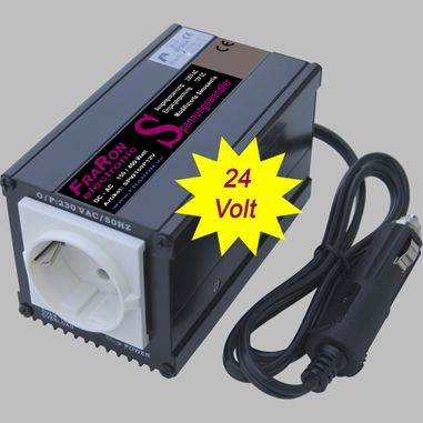 Power inverter modified sine wave 150 Watt 24V