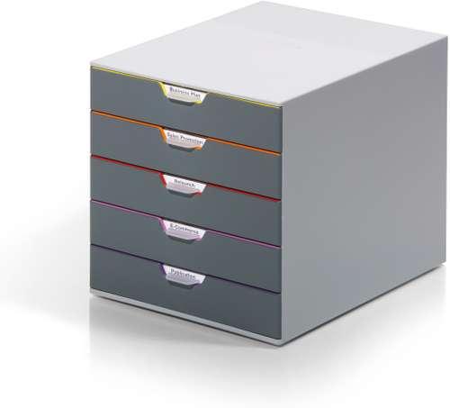 Schubladenbox Varicolor (5er)