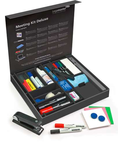 Legamaster - MEETING KIT DELUXE Moderationsbox