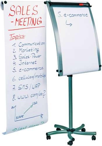 Flipchart SILVERTEC mobil