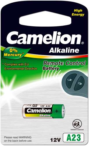 Camelion Alkaline Remote Control A23 12 V
