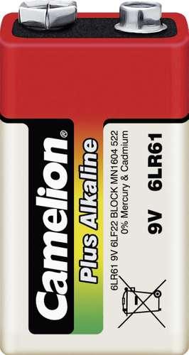 Camelion Plus Alkaline 6 LiterR61-SP1 9V
