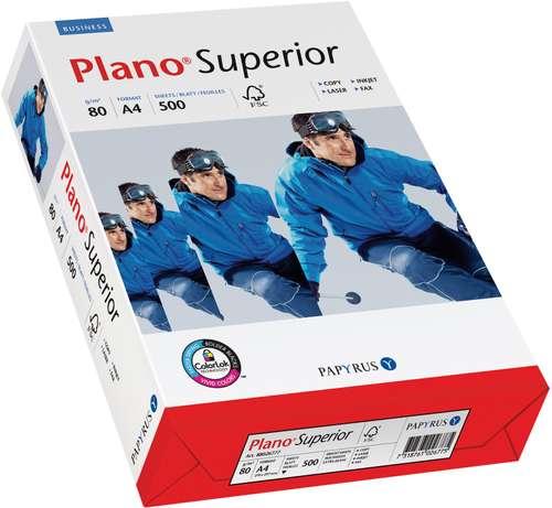 Plano Superior, FSC Papier, 80 g/qm, A4