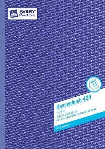 Kassenbuch Avery Zweckform 426