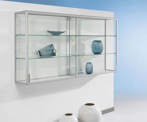 Brandschutz-Wandvitrine 202 x 30 x 102 cm
