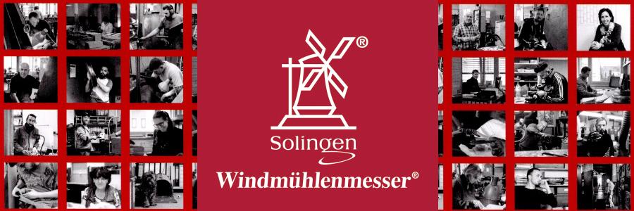 Herder Windmühlenmesser