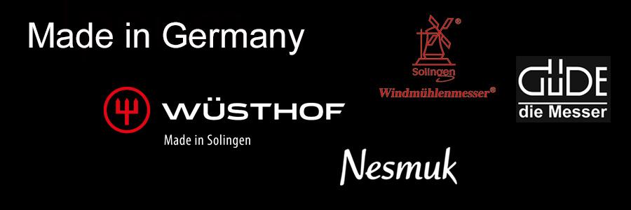 Messer Marken Made in Germany