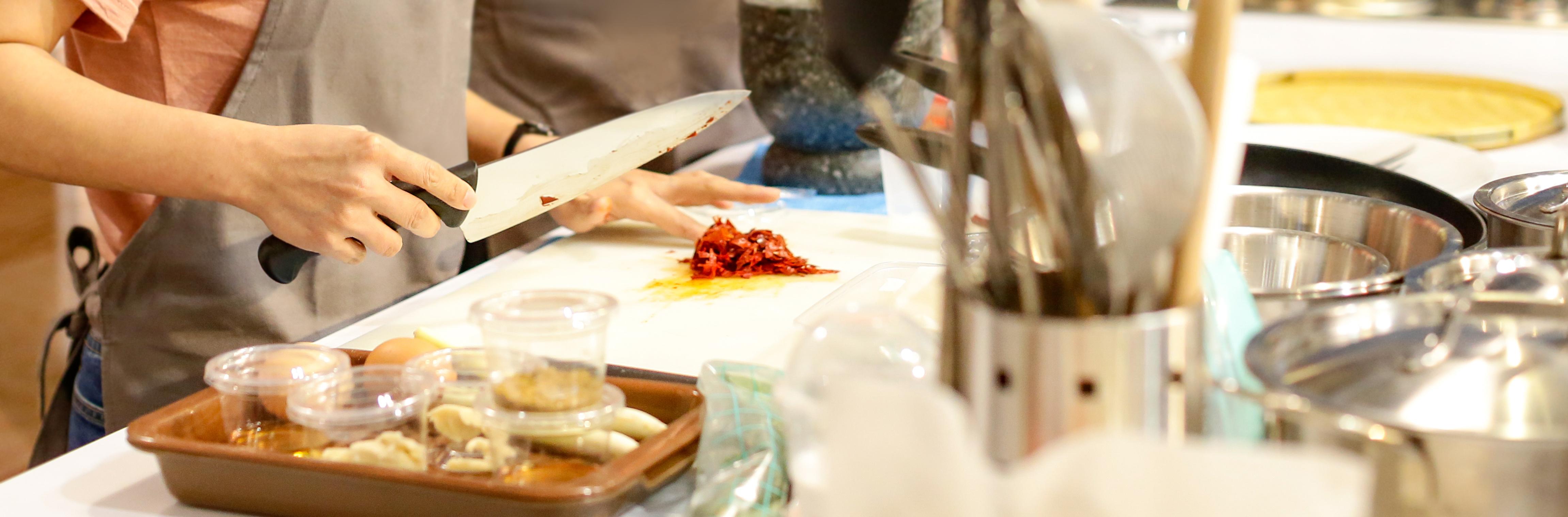 Kochmesser namenhafter Hersteller