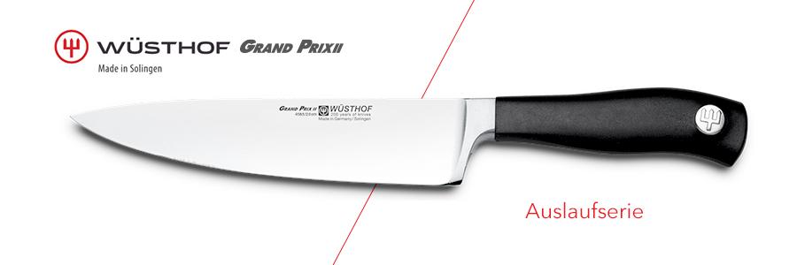 Grand Prix 2 Kochmesser von Wüsthof Dreizack