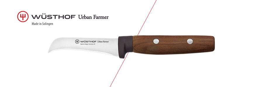 Urban Farmer von Wüsthof Dreizack - Die Küchenmesser für Indoor und Outdoor