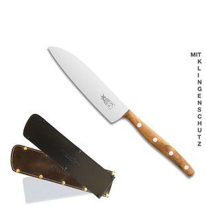 Herder K-Serie Filiermesser 12,5 cm K-3 Marille + SCHARFsinnig Klingenschutz – Bild 9