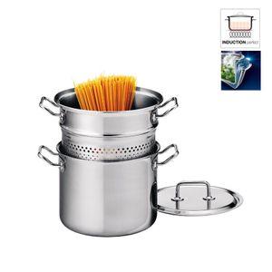 Spring Brigade Premium Pasta-Spargelset 6,5L 22 cm