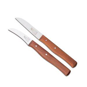 Windmühlenmesser Messerset 2tlg Schälen Kirsche - 5407