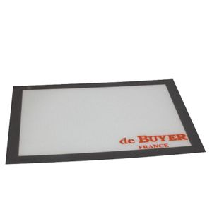 de Buyer Backmatte Silikon Le Basique 40 cm 4931.40N
