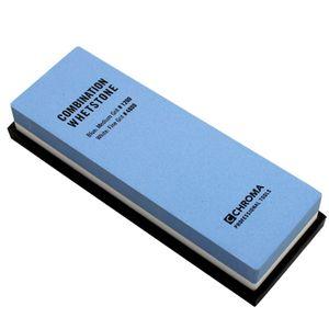 Chroma Schleifstein Körnung 1200/4000 breit ST-12/4