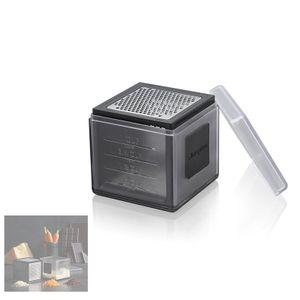 Microplane Reibe Cube 3 Flächen Specialty schwarz 34002
