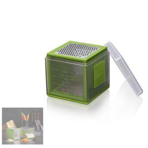 Microplane Reibe Cube 3 Flächen Specialty grün 34702