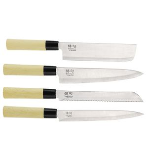 Chroma Messer-Set 4-teilig Haiku Yakitori HY-7393