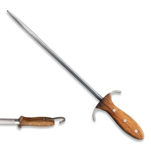 Güde Wetzstahl D'Artagnan 32 cm Alpha Fasseiche E006/32