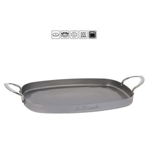 de Buyer Grillpfanne 5640.02 Mineral B Element 38x26cm