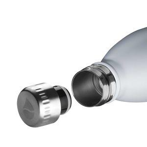 FLSK Trinkflasche - Isolierflasche 500ml White – Bild 4